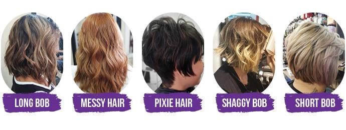 Ousadia é a medida certa para os cabelos nesse verão