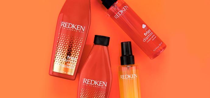 Redken apresenta novo Frizz Dismiss